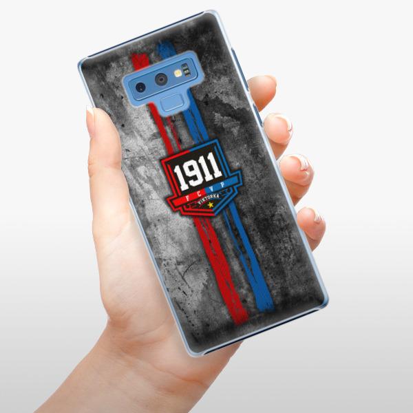 Plastové pouzdro iSaprio - FCVP - Erb na mobil Samsung Galaxy Note 9