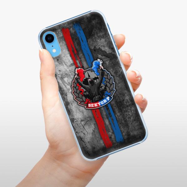 Plastové pouzdro iSaprio - FCVP - Fanatik na mobil Apple iPhone XR