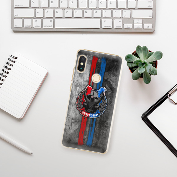 Plastové pouzdro iSaprio - FCVP - Fanatik na mobil Xiaomi Redmi Note 5