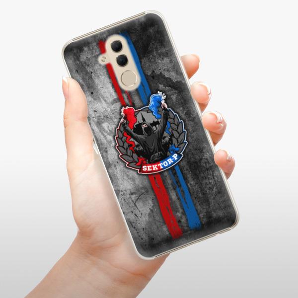 Plastové pouzdro iSaprio - FCVP - Fanatik na mobil Huawei Mate 20 Lite