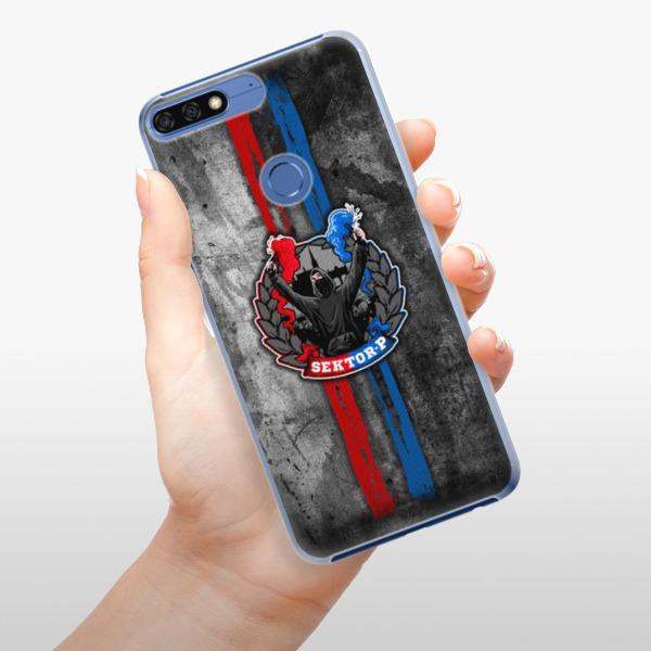 Plastové pouzdro iSaprio - FCVP - Fanatik na mobil Honor 7C