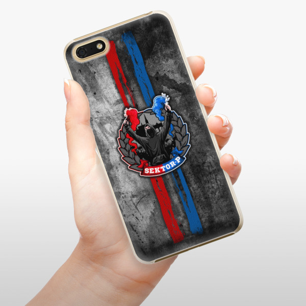 Plastové pouzdro iSaprio - FCVP - Fanatik na mobil Honor 7S