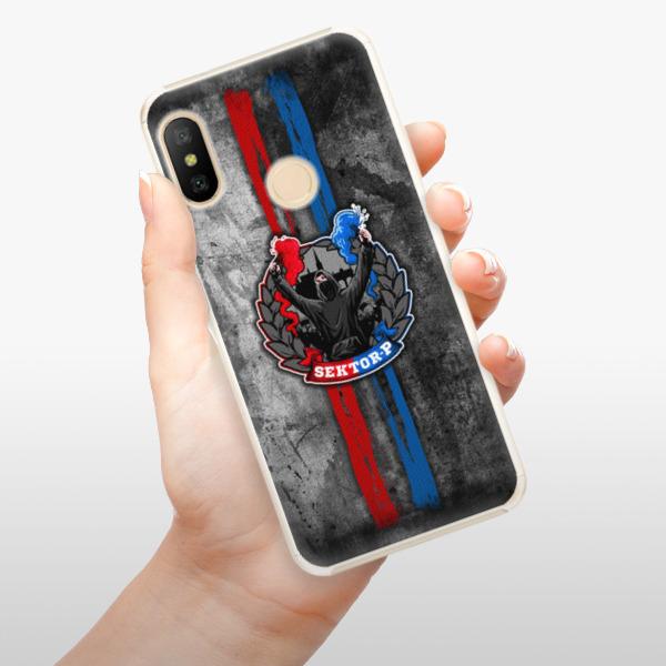 Plastové pouzdro iSaprio - FCVP - Fanatik na mobil Xiaomi Mi A2 Lite