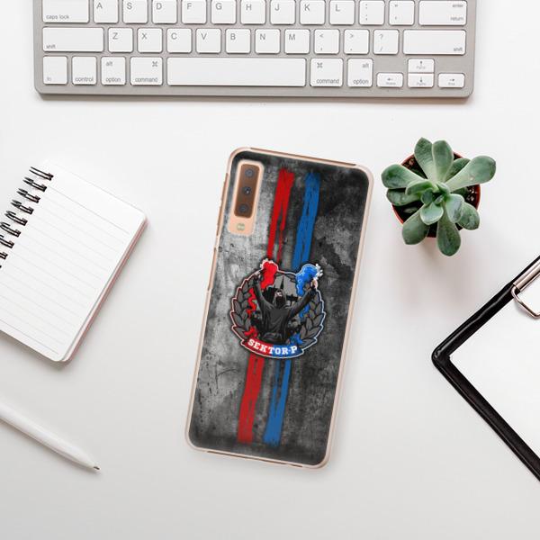 Plastové pouzdro iSaprio - FCVP - Fanatik na mobil Samsung Galaxy A7 (2018)