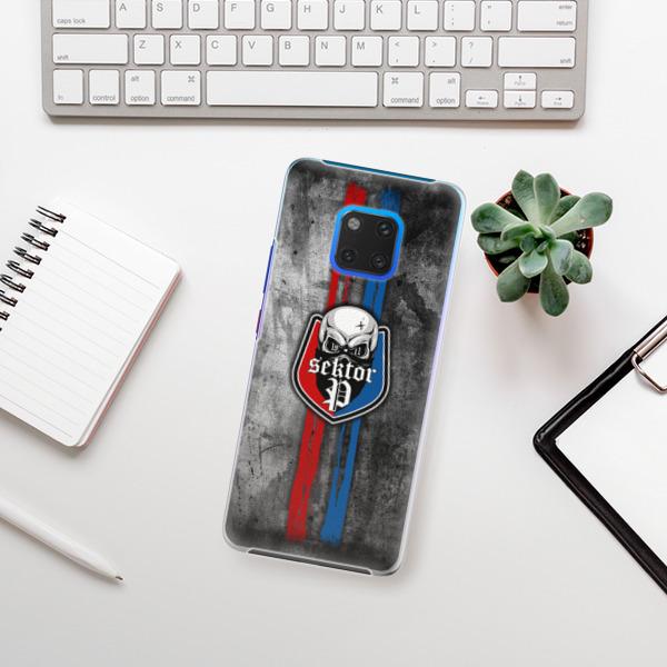 Plastové pouzdro iSaprio - FCVP - Lebka na mobil Huawei Mate 20 Pro