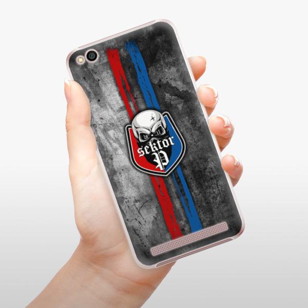 Plastové pouzdro iSaprio - FCVP - Lebka na mobil Xiaomi Redmi 5A