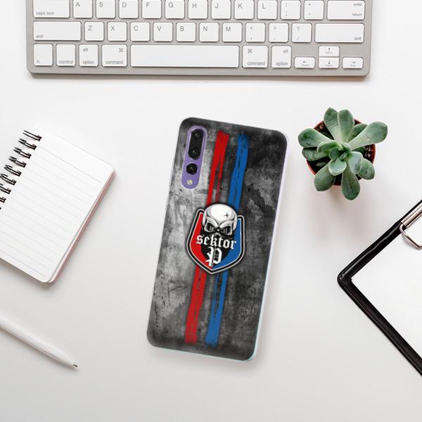 Silikonové pouzdro iSaprio - FCVP - Lebka na mobil Huawei P20 Pro