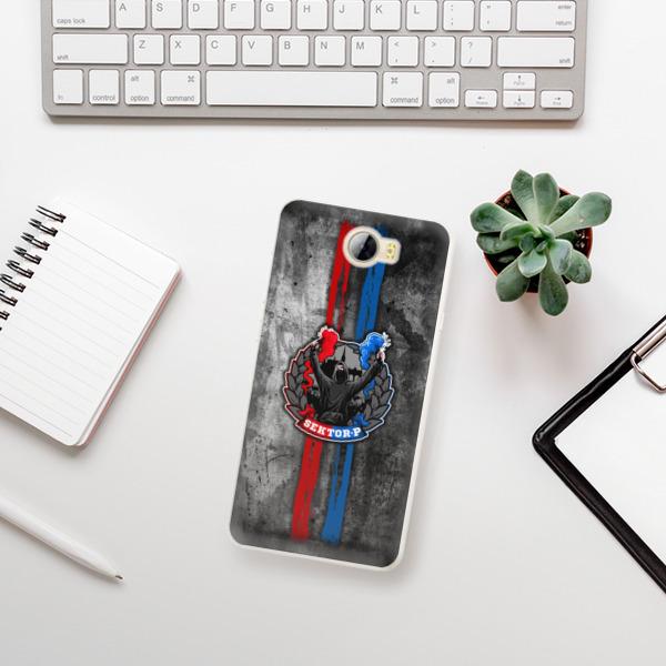Silikonové pouzdro iSaprio - FCVP - Fanatik na mobil Huawei Y5 II / Y6 II Compact