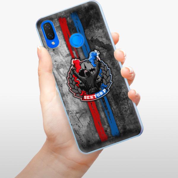 Silikonové pouzdro iSaprio - FCVP - Fanatik na mobil Huawei Nova 3i