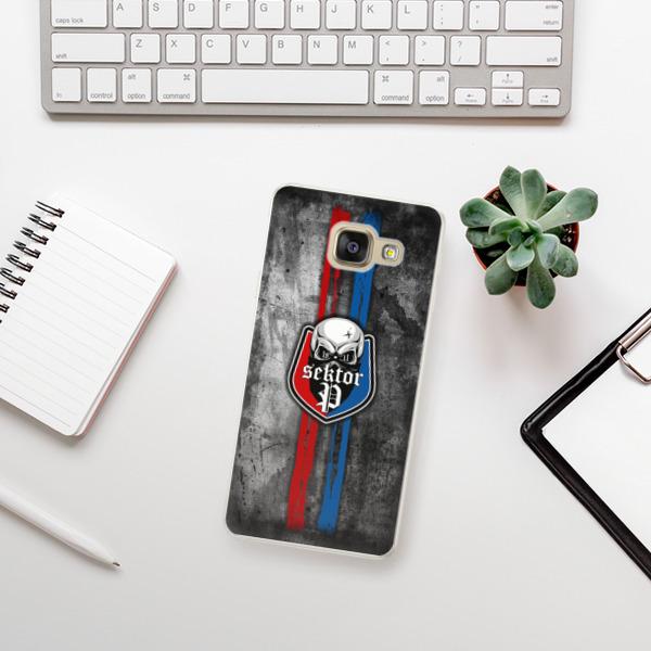 Silikonové pouzdro iSaprio - FCVP - Lebka na mobil Samsung Galaxy A5 2016