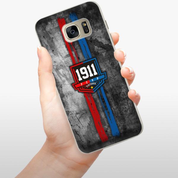 Silikonové pouzdro iSaprio - FCVP - Erb na mobil Samsung Galaxy S7 Edge
