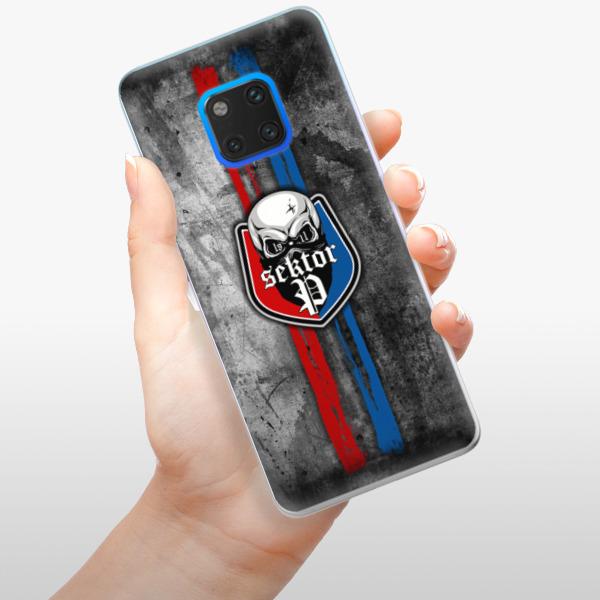 Silikonové pouzdro iSaprio - FCVP - Lebka na mobil Huawei Mate 20 Pro