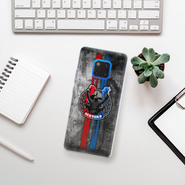Silikonové pouzdro iSaprio - FCVP - Fanatik na mobil Huawei Mate 20 Pro