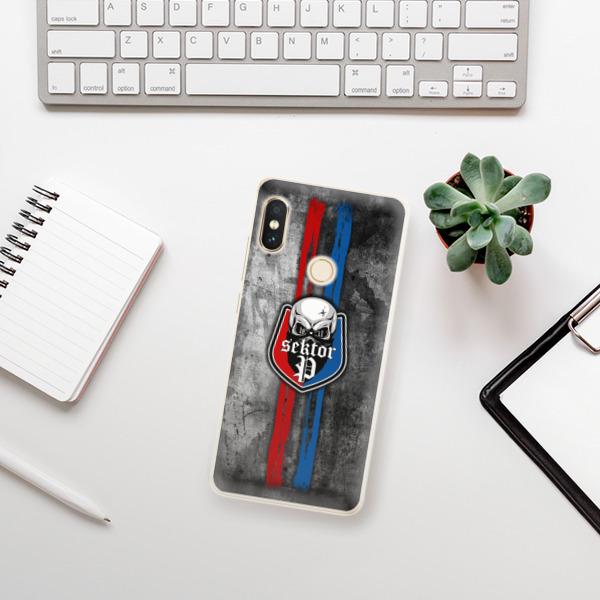 Silikonové pouzdro iSaprio - FCVP - Lebka na mobil Xiaomi Redmi Note 5
