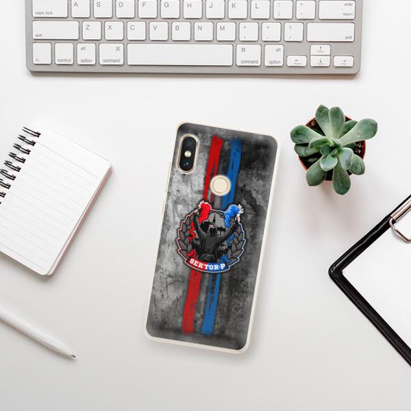 Silikonové pouzdro iSaprio - FCVP - Fanatik na mobil Xiaomi Redmi Note 5