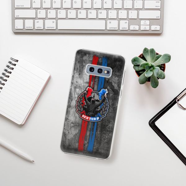 Plastové pouzdro iSaprio - FCVP - Fanatik na mobil Samsung Galaxy S10e