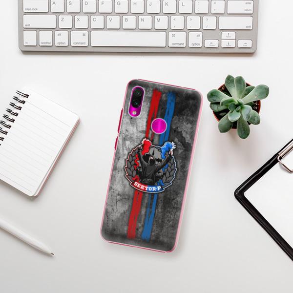 Plastové pouzdro iSaprio - FCVP - Fanatik na mobil Xiaomi Redmi Note 7