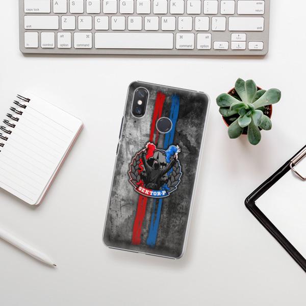 Plastové pouzdro iSaprio - FCVP - Fanatik na mobil Xiaomi Mi Max 3