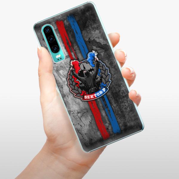 Plastové pouzdro iSaprio - FCVP - Fanatik na mobil Huawei P30