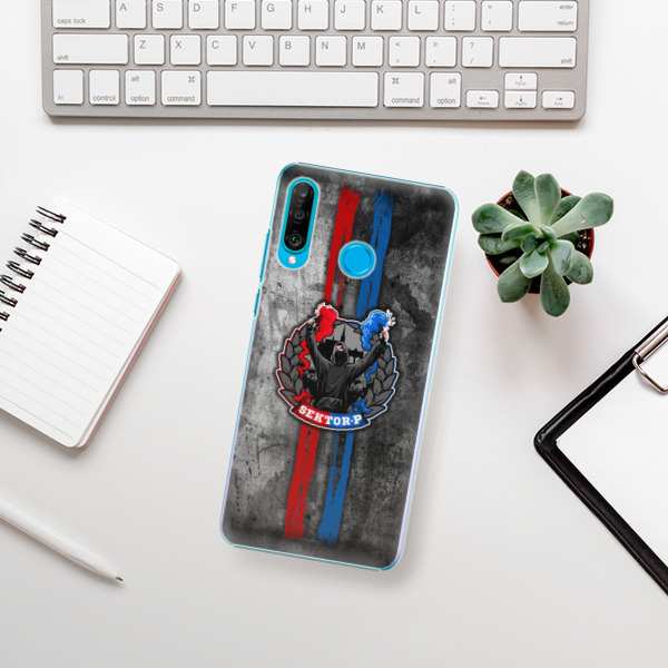Plastové pouzdro iSaprio - FCVP - Fanatik na mobil Huawei P30 Lite