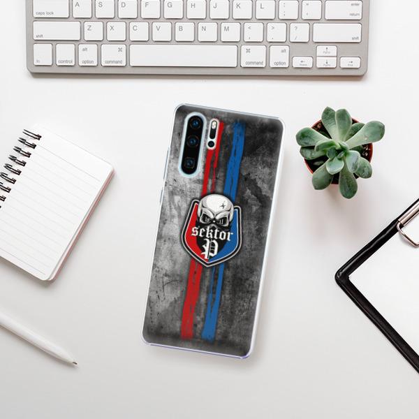 Plastové pouzdro iSaprio - FCVP - Lebka na mobil Huawei P30 Pro