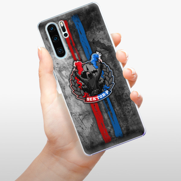 Plastové pouzdro iSaprio - FCVP - Fanatik na mobil Huawei P30 Pro