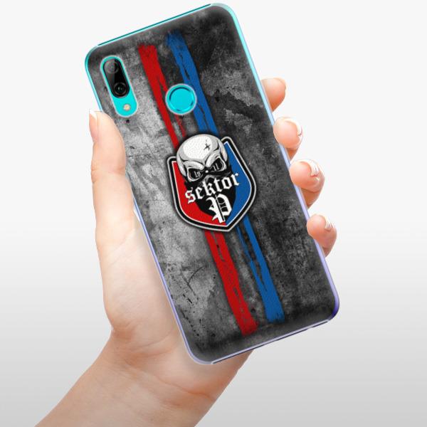 Plastové pouzdro iSaprio - FCVP - Lebka na mobil Huawei P Smart 2019