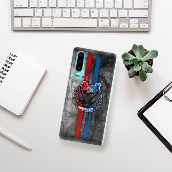 Odolné silikonové pouzdro iSaprio - FCVP - Fanatik na mobil Huawei P30