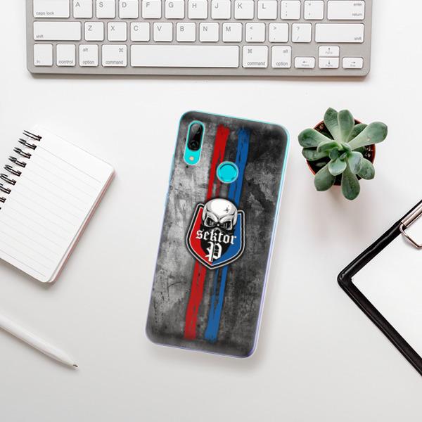 Odolné silikonové pouzdro iSaprio - FCVP - Lebka na mobil Huawei P Smart 2019