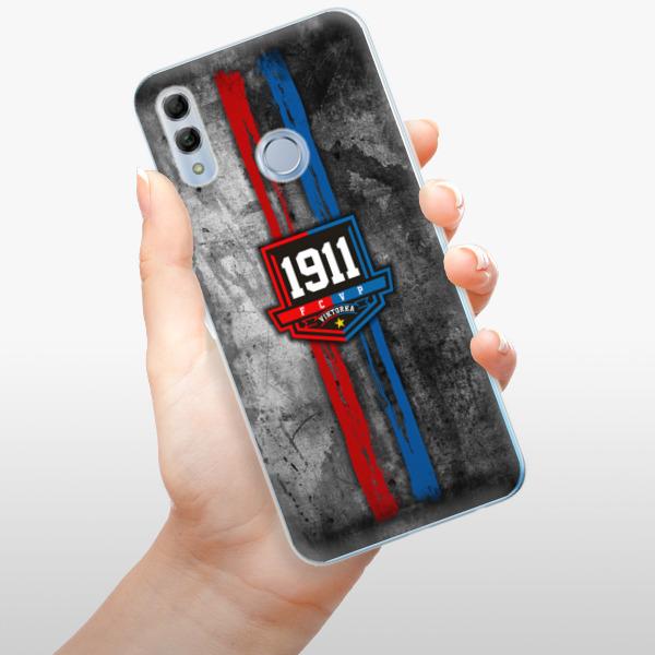 Odolné silikonové pouzdro iSaprio - FCVP - Erb na mobil Honor 10 Lite