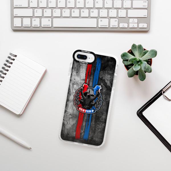 Silikonové pouzdro Bumper iSaprio - FCVP - Fanatik na mobil Apple iPhone 8 Plus