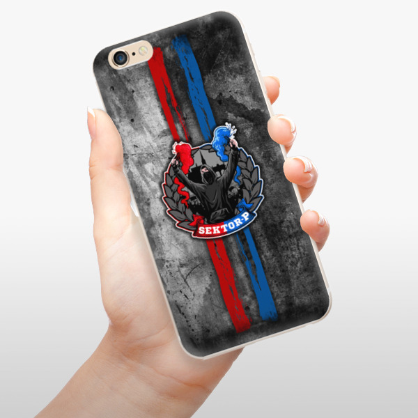 Odolné silikonové pouzdro iSaprio - FCVP - Fanatik na mobil Apple iPhone 6/6S