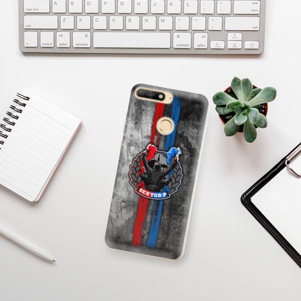 Odolné silikonové pouzdro iSaprio - FCVP - Fanatik na mobil Huawei Y6 Prime 2018