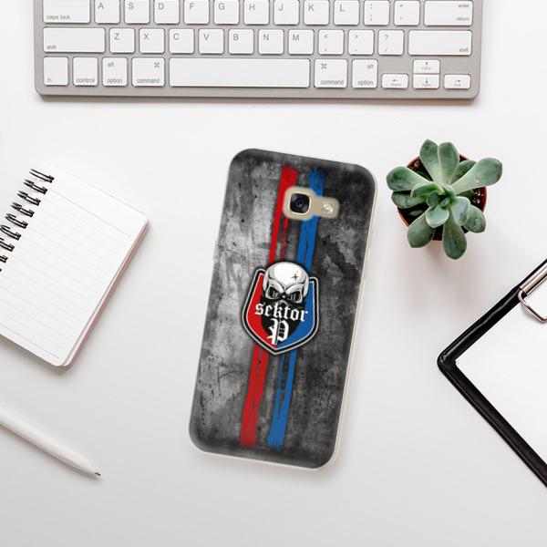 Odolné silikonové pouzdro iSaprio - FCVP - Lebka na mobil Samsung Galaxy A5 2017