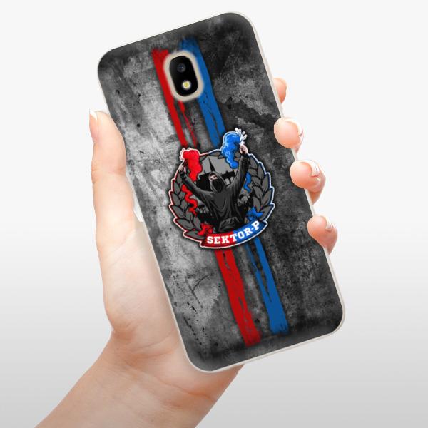 Odolné silikonové pouzdro iSaprio - FCVP - Fanatik na mobil Samsung Galaxy J5 2017
