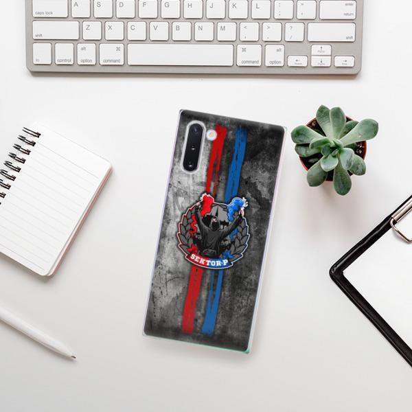 Odolné silikonové pouzdro iSaprio - FCVP - Fanatik na mobil Samsung Galaxy Note 10