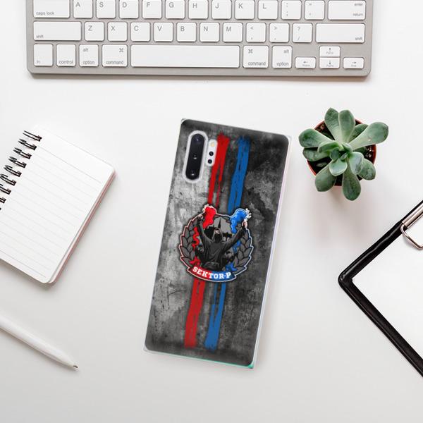 Odolné silikonové pouzdro iSaprio - FCVP - Fanatik na mobil Samsung Galaxy Note 10 Plus