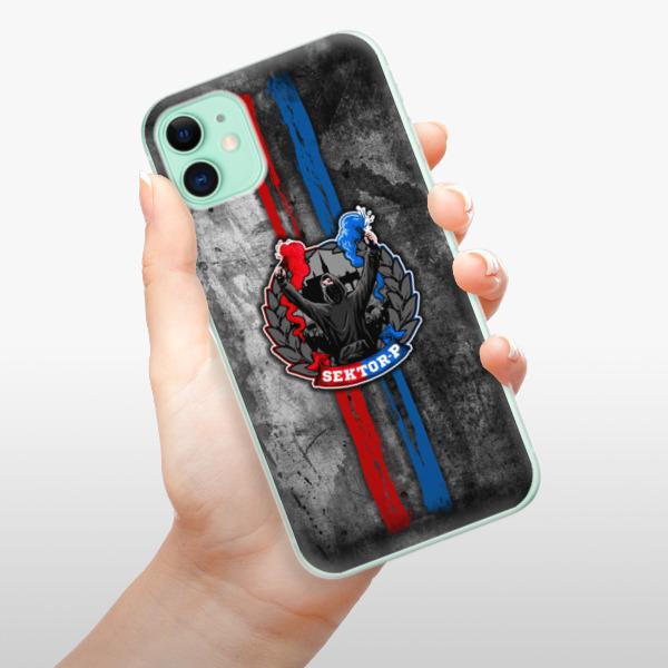 Odolné silikonové pouzdro iSaprio - FCVP - Fanatik na mobil Apple iPhone 11