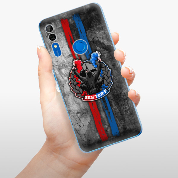 Odolné silikonové pouzdro iSaprio - FCVP - Fanatik na mobil Huawei P Smart Z