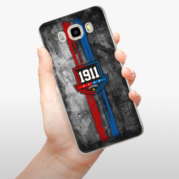 Odolné silikonové pouzdro iSaprio - FCVP - Erb na mobil Samsung Galaxy J5 2016