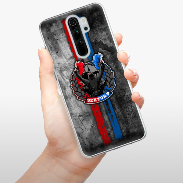 Plastové pouzdro iSaprio - FCVP - Fanatik na mobil Xiaomi Redmi Note 8 Pro