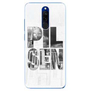 Plastové pouzdro iSaprio - Pilsen Bartoloměj - na mobil Xiaomi Redmi 8