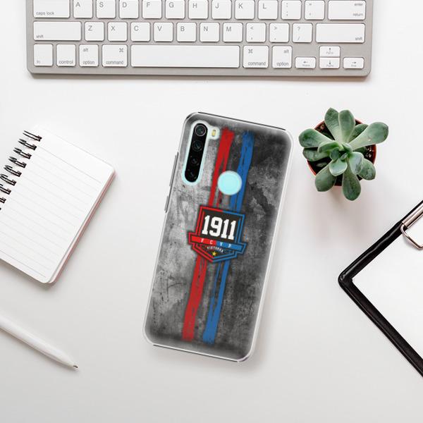 Plastové pouzdro iSaprio - FCVP - Erb na mobil Xiaomi Redmi Note 8