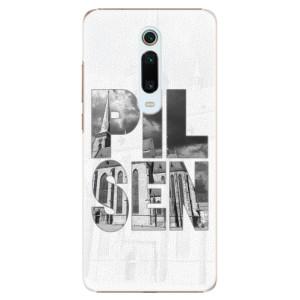 Plastové pouzdro iSaprio - Pilsen Bartoloměj - na mobil Xiaomi Mi 9T