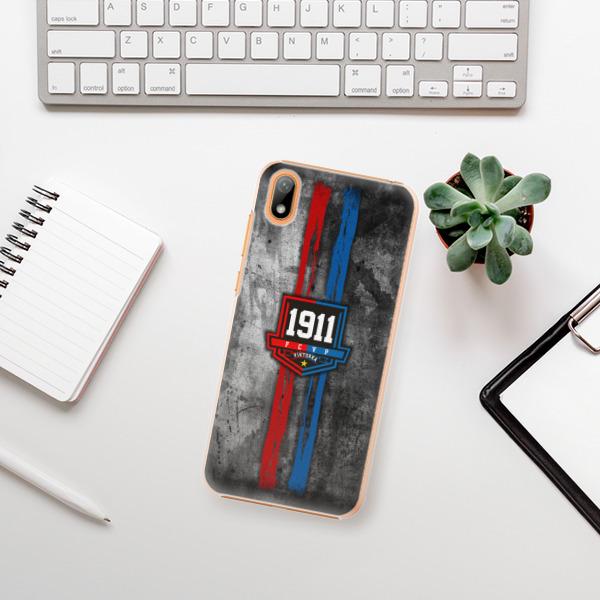 Plastové pouzdro iSaprio - FCVP - Erb na mobil Huawei Y5 2019