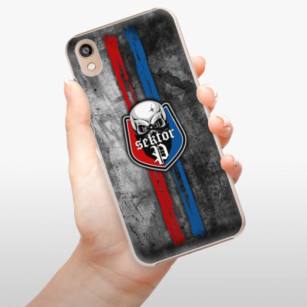 Plastové pouzdro iSaprio - FCVP - Lebka na mobil Honor 8S