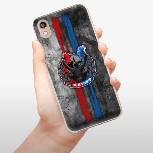 Plastové pouzdro iSaprio - FCVP - Fanatik na mobil Honor 8S