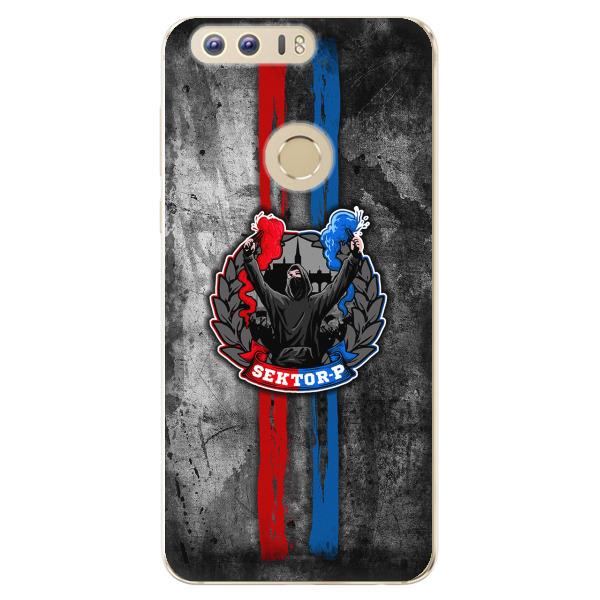Silikonové pouzdro - FCVP - Fanatik na mobil Honor 8