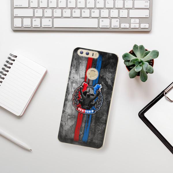 Odolné silikonové pouzdro iSaprio - FCVP - Fanatik na mobil Honor 8