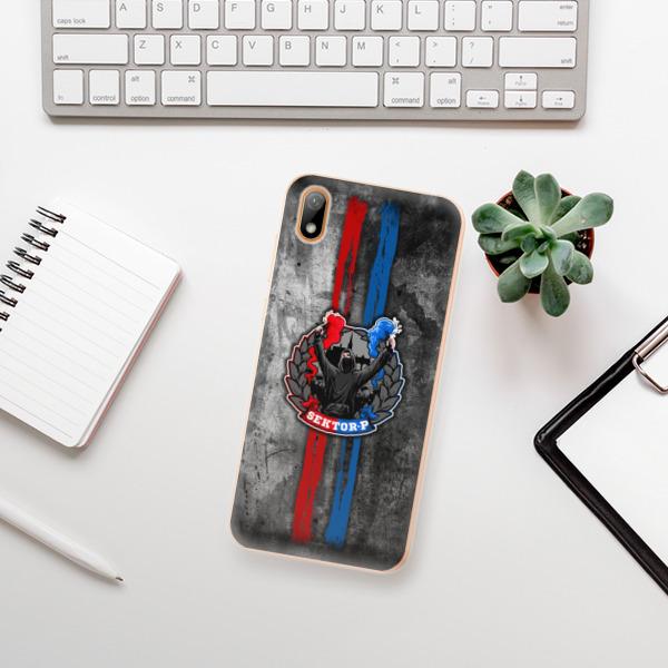 Odolné silikonové pouzdro iSaprio - FCVP - Fanatik na mobil Huawei Y5 2019